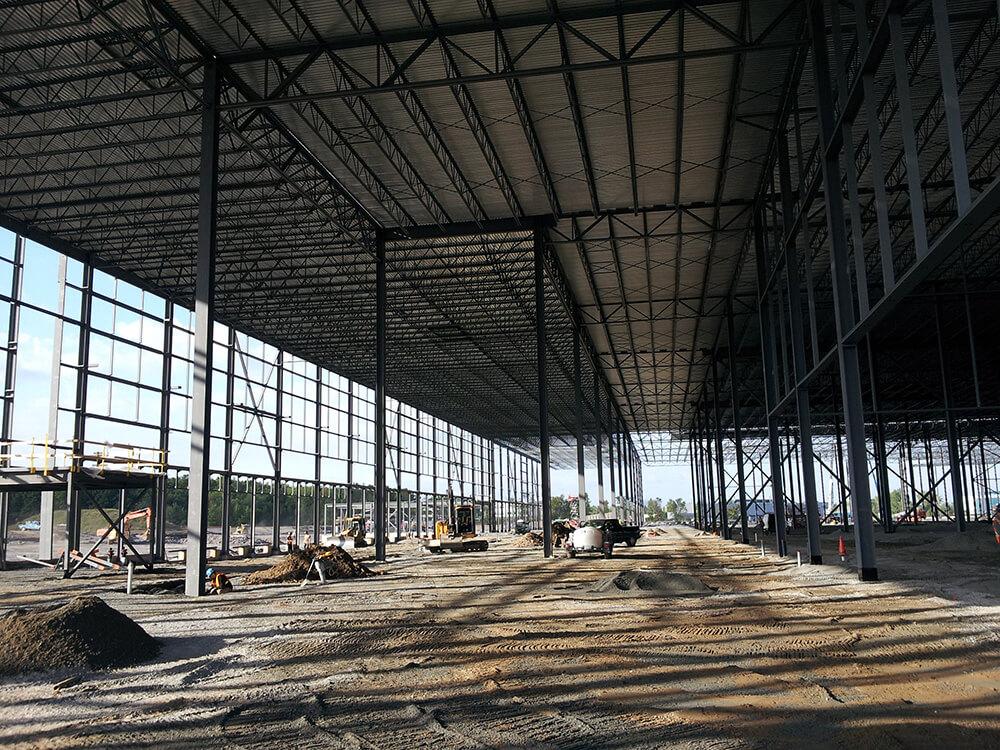 Centre de distribution Jean-Coutu - Varennes