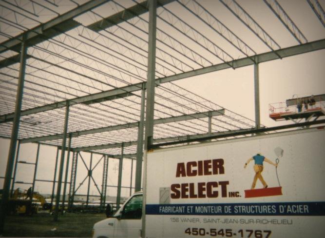 Camion Acier Select