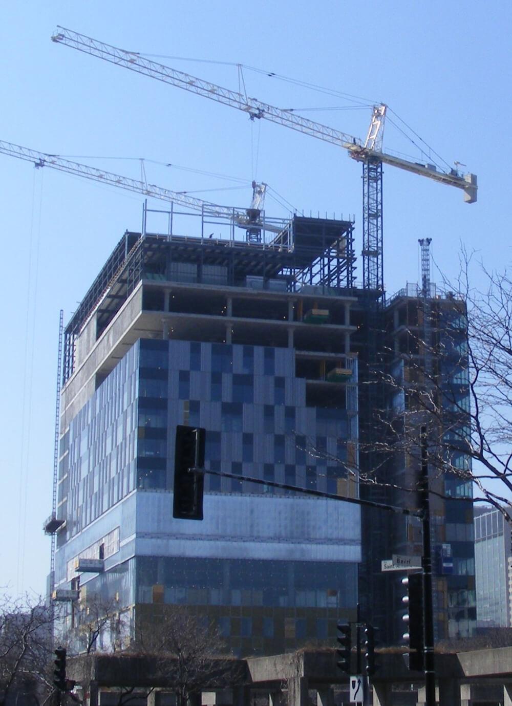 Le Centre de recherche du Centre hospitalier de l'Université de Montréal (CRCHUM)